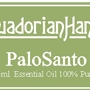EcuadorianHands Palo Santo Essential Oils and Incense